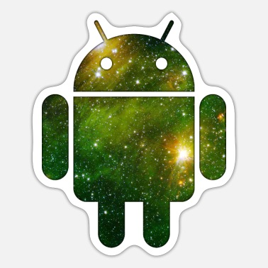 Android Android - Sticker