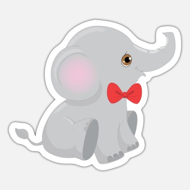 Animal animals - Sticker
