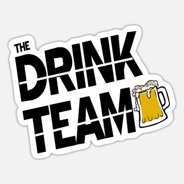 Drink Team Drink Team - Sticker