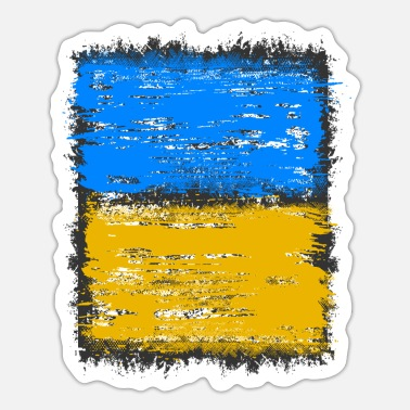 Ukraine ukraine - Sticker