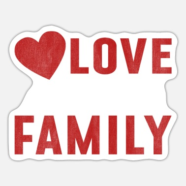 Family Party Family reunion Family getaway family - Sticker