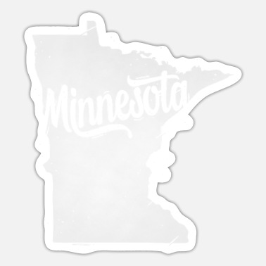 Minnesota Minnesota - Sticker