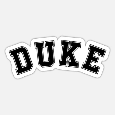 Highschool DUKE Herzog College Highschool - Sticker