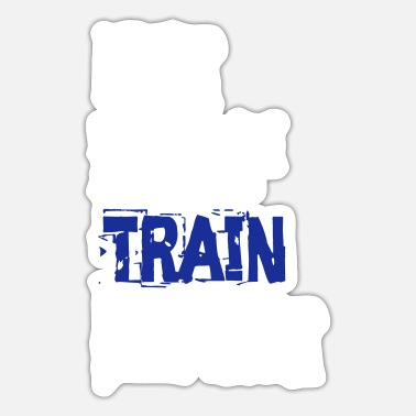 Training training - Sticker