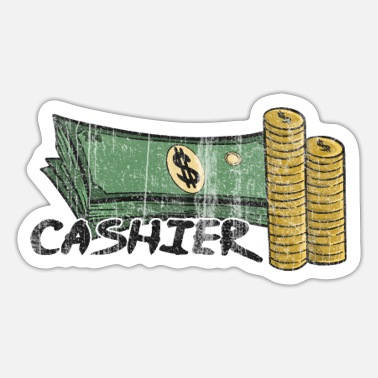 Checkout Checkout Sale Service Cash Gift - Sticker