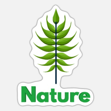 Nature Lovers Nature nature lover - Sticker