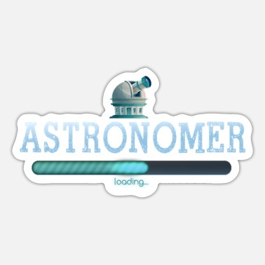 Astrologi Astronomi planet astrologi - Sticker