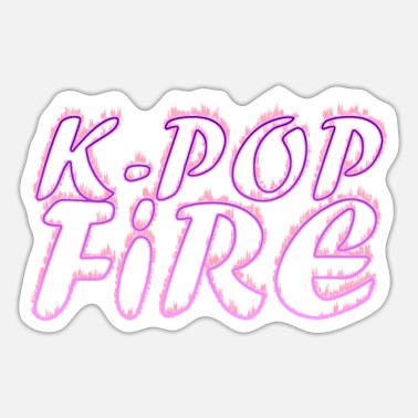 Kpop Community K-Pop Fire - Sticker