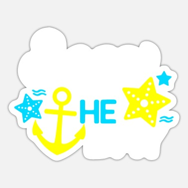 Sea sea - Sticker