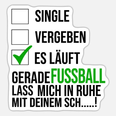 Football Football Football - Sticker
