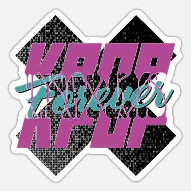 Kpop Community kpop forever - Sticker