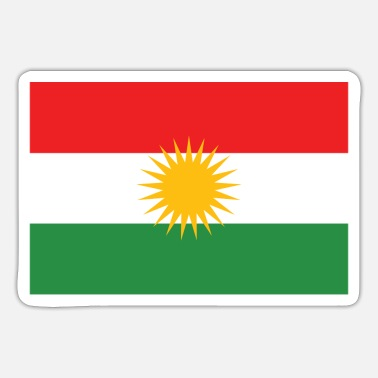 Kurds Kurdistan Kurds - Sticker
