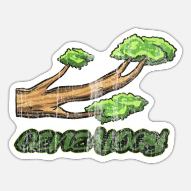 Ancestors Genealogy family tree ancestors ancestors - Sticker