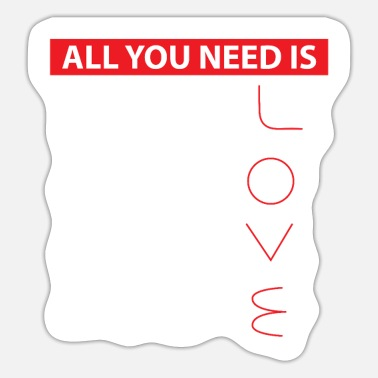 All You Need Is Love Math Teacher Math Algebra Math Teacher Gift Idea - Sticker