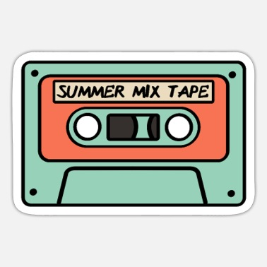 Tape Summer Tape - Sticker