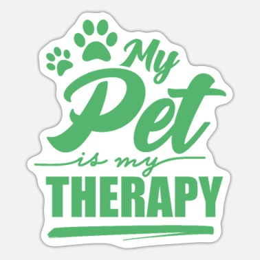 Pet Pet Pet Pet Pet - Sticker