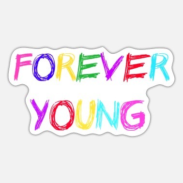 Young Young - Sticker