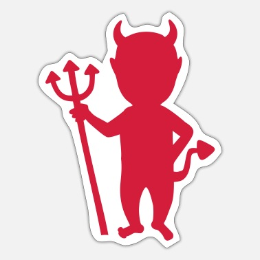 Devil Devil - Sticker