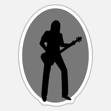 Bassist bassist - Sticker