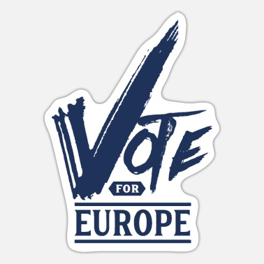 Elected Election EuroPA Elections EU Elections European Election European - Sticker