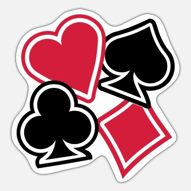 Poker Poker - Sticker