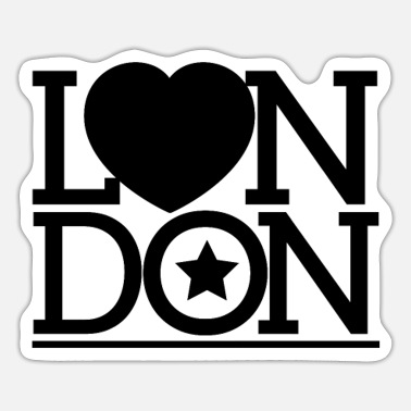 London London London London - Sticker
