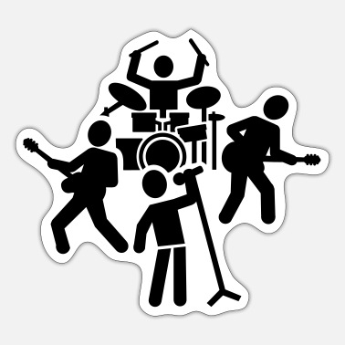 Band Band - Sticker