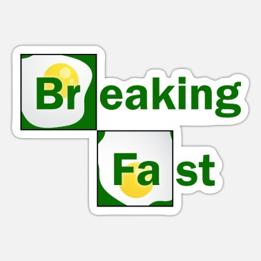 Parody Breaking Fast – Funny – Parody - Sticker