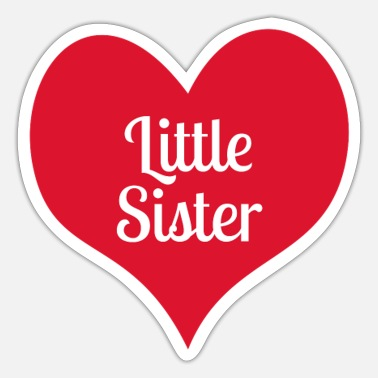 Little Sister little sister - Sticker
