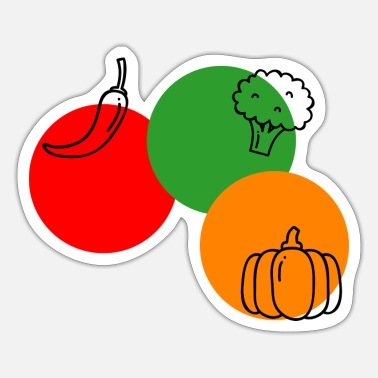 Vegetables vegetables - Sticker