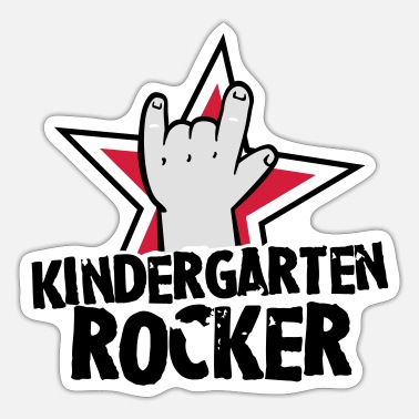 Rocker Nursery rocker - infant - child - rocker - Sticker