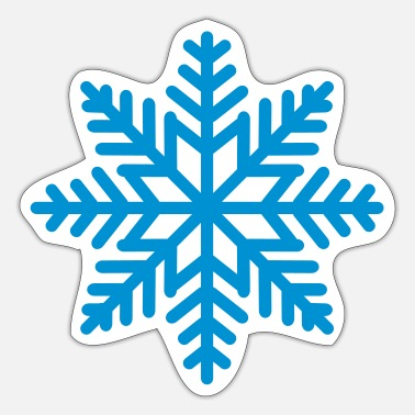 Snow Snow - Sticker