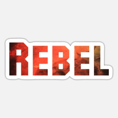 Rebell Rebell - Sticker