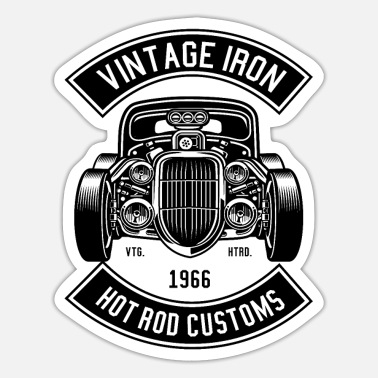 Hot Rod Hot Rod - Sticker