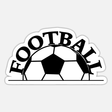 Football Football - Football - Sticker