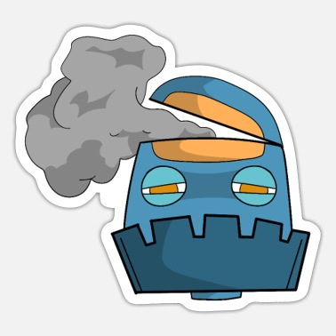 Robot robot - Sticker