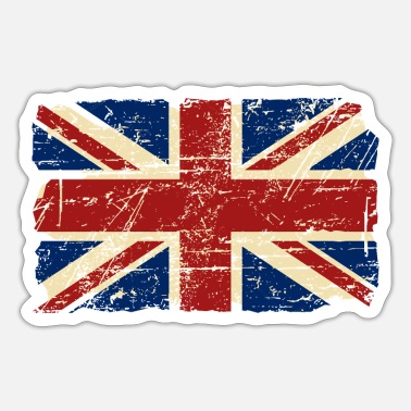 Jack Union Jack - UK - Vintage Look - Tarra