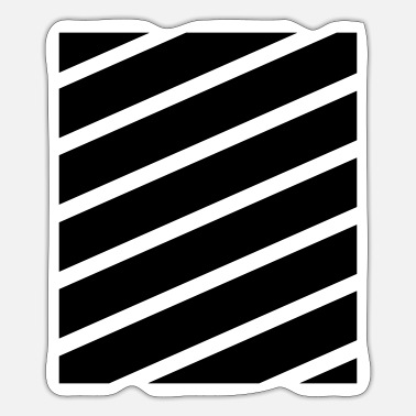 Strip Stripes - Sticker