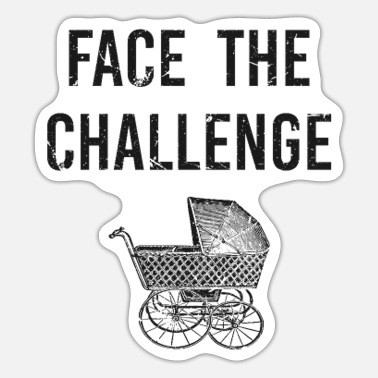 Challenge Challenge youngsters - Sticker