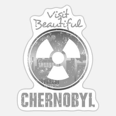 Nuclear Power Plant Chernobyl holiday nuclear power plant - Sticker