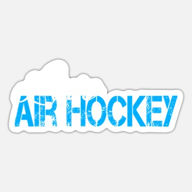 Air Air Hockey Air Hockey Air Hockey Air Hockey - Sticker