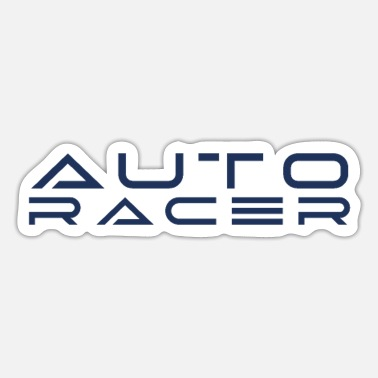 Best Racer Racer Racing Car Racer Racing Racer - Sticker