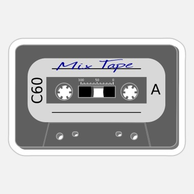 Tape Mix Tape - Sticker