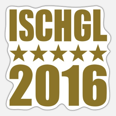 Ischgl Ischgl 2016 - Sticker