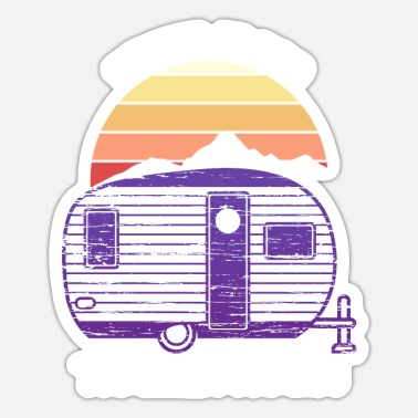 Trailer Trash Trailer Trash - Sticker