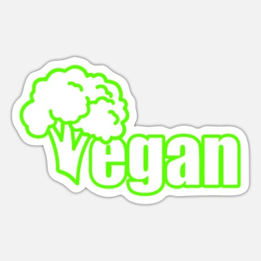 Veggie Veggie - Sticker