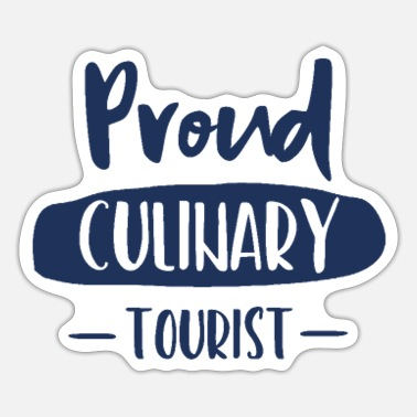 Food Probe Food Tourism Culinary - Sticker