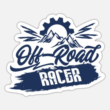Off-road Off Road - Sticker