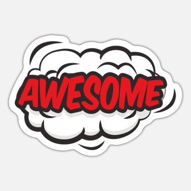 Awesome AWESOME - Sticker