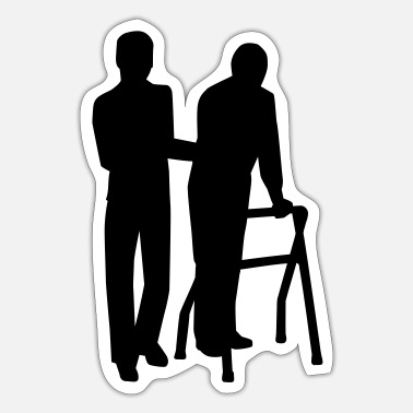 Caregiver - Sticker